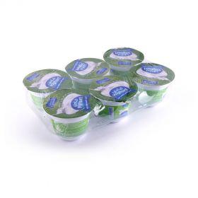 Al Rawabi Full Cream Yoghurt 6x90g