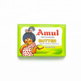 Amul Butter Unsalted 100g