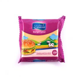 Al Rawabi Burger Slice Cheese 200g