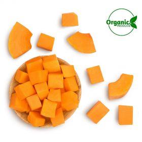 Butternut Pumpkin Peeled Organic