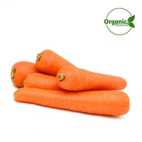 Carrot Organic Washed