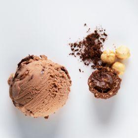 Choco Nuts Crunchy Ice Cream