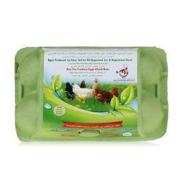 Al Jazira Eco & Vegetarian Fed Eggs