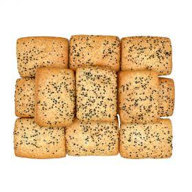 Wholemeal Sesame Panini (12x60g)