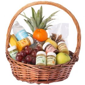 Congratulations (Fruit & Nut) Basket