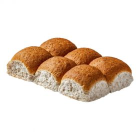 Indian Pav -  Wholemeal 300g (Pack of 6)