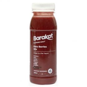 Keto Mix Berry Juice 200ml