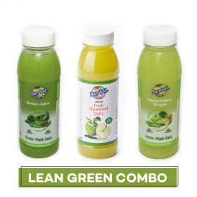 Lean Green Combo 990ml Pack of 3