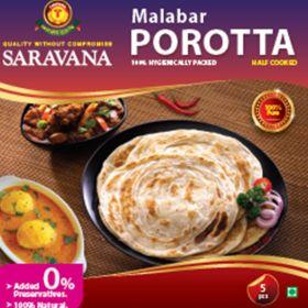 Saravana Malabar Porotta