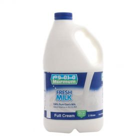 Marmum Full Cream Milk 2 Ltr