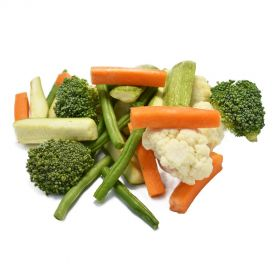 Mixed Veg With Broccoli 250g