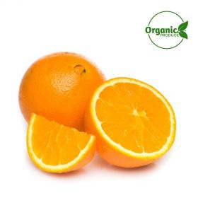 Orange Navel Organic