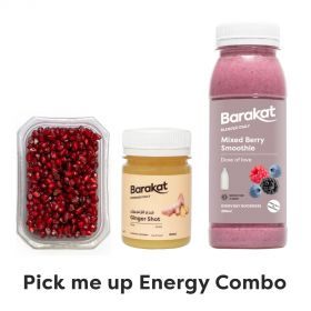 Pick me up Energy Combo