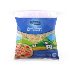 Al Rawabi Shredded Mozzarella Cheese 500g