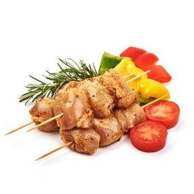 Chicken Mix Grill Kebab BBQ 1Kg