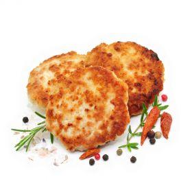 White Fish Burger