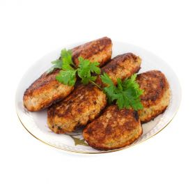 Vegetable Cutlet -12pcs