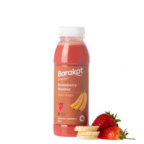 Strawberry Banana Juice 330ml