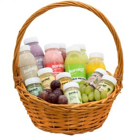 Welcome Back (Tasty Treat) Basket