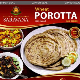 Saravana Wheat Porotta