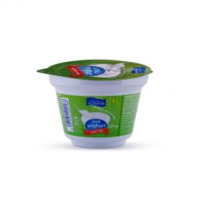 Al Rawabi Low Fat Yoghurt 170g