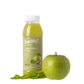 Apple Celery Ginger Juice