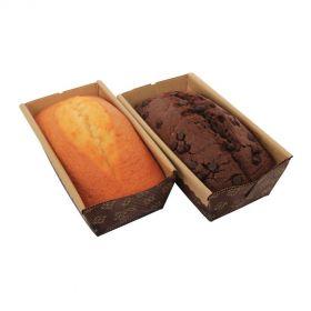 English Cake (Vanilla+Chocolate) Pack of 2