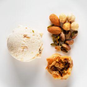 Baklava (Nuts & Honey) Ice Cream