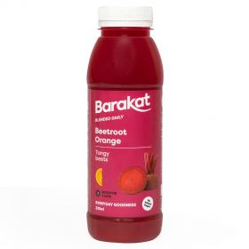 Beetroot Orange Juice
