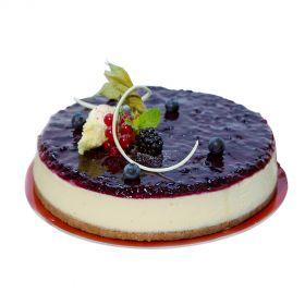 Wild Blueberry CheeseCake - 1Kg