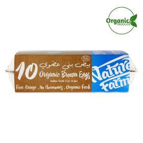 Eggs Brown Organic