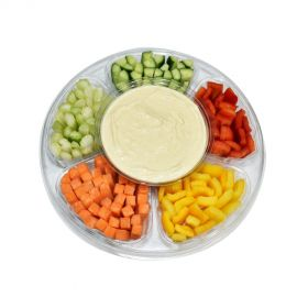 Crudities Platter with Dip 1.2Kg