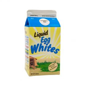 Egg White Liquid 500 ml