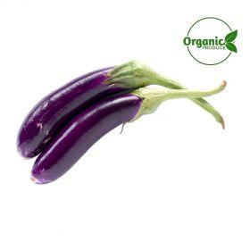 Eggplant Long Organic