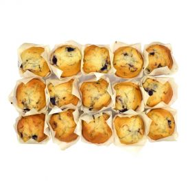 Blueberry Muffin (15x80gm)
