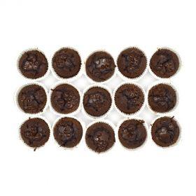 Muffin Chocolate Chip (15x60g)