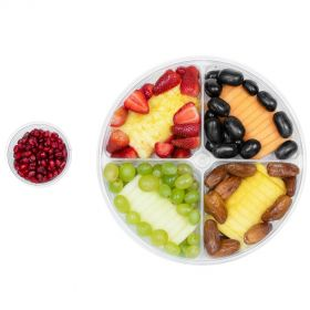 Fruit Platter & Pomegranate Arils