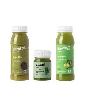 Healthy Green Trio