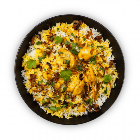 Chicken Hyderabadi Biryani