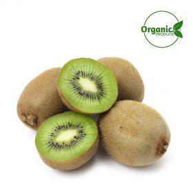 Kiwi Organic 4 Pieces pack ~ 400g