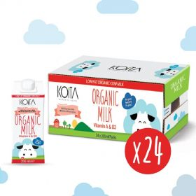 Koita Organic Low Fat Milk