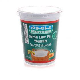Marmum Yogurt Low Fat 400g
