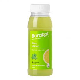 Mint Lemon Juice 200ml