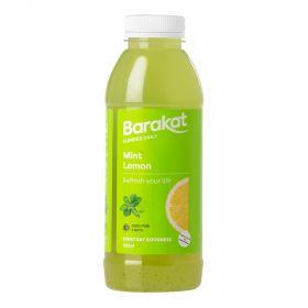 Mint Lemon Juice 500ml
