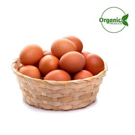 Eggs Brown Organic