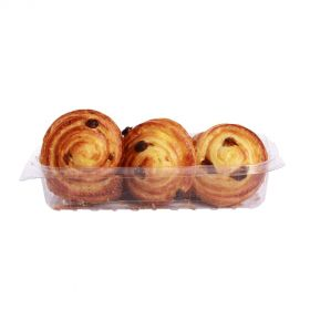 Raisin Roll Mini Pack of 8