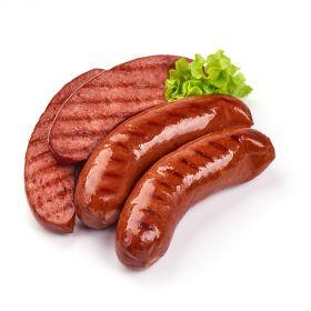 Beef Cumberland Sausage 600g (10x60g)