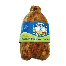 Al Rawdah Smoked Whole Chicken 750g