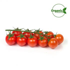 Cherry Tomato On Vine Organic