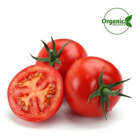 Tomato Round Organic